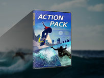 Action Pack for PowerDirector 14 - Product Image