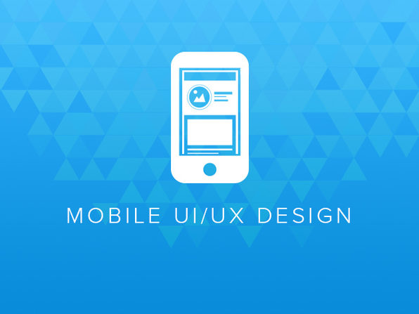 'Mobile UI and UX Design' Course - Product Image