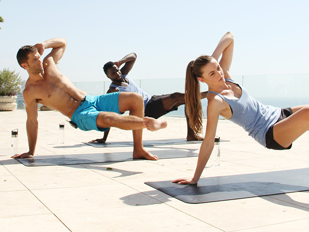 Work out like a professional athlete with these instructional videos
