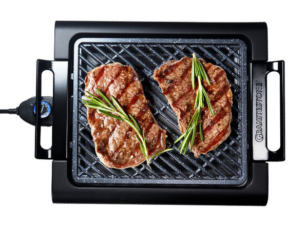 Granite Stone Diamond Electric Smokeless Grill