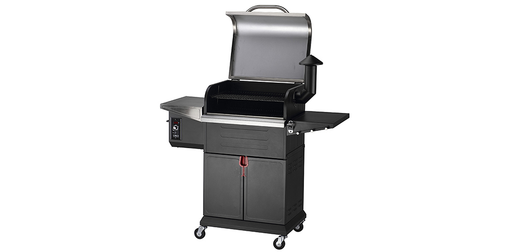 Z Grills 600E Wood Pellet Grill Smoker, on sale for $439 (17% off)
