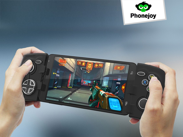 The Phonejoy Pro Gamer Bundle Turn Your Phone Into A