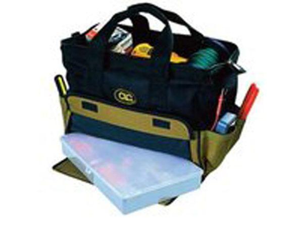 Dottie YB1139 14-Pocket Large Traytote Bag - Product Image