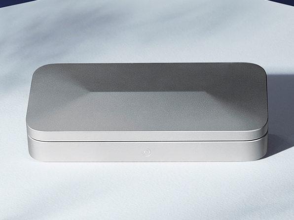 TROVA Go: Discreet Biometric Storage (Fog)