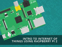 Introduction to Internet of Things Using Raspberry Pi 2 - Product Image
