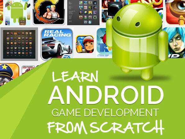 Learn Android App Development from Scratch Course - Product Image