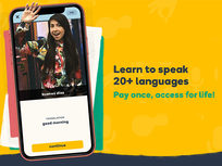 Memrise Language Learning: Lifetime Subscription - Product Image
