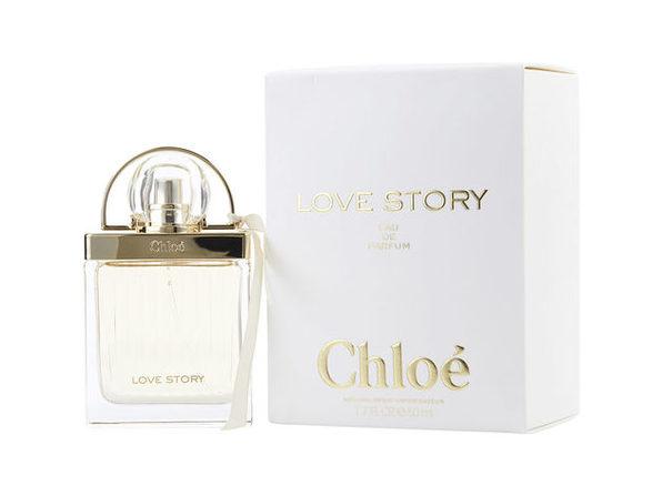 CHLOE LOVE STORY by Chloe EAU DE PARFUM SPRAY 1.7 OZ for WOMEN ---(Package Of 4)