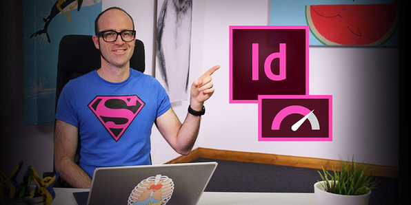 Adobe InDesign CC: Advanced Training - Product Image