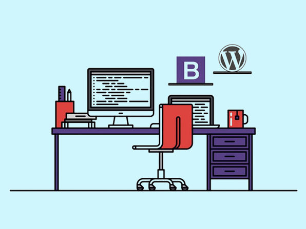 Bootstrap to WordPress: Build Custom Responsive themes!
