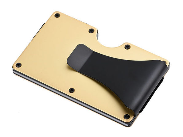 RFID Antimicrobial Copper Wallet