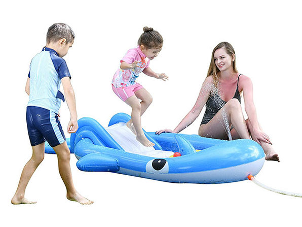 SunClub Inflatable Play Pool