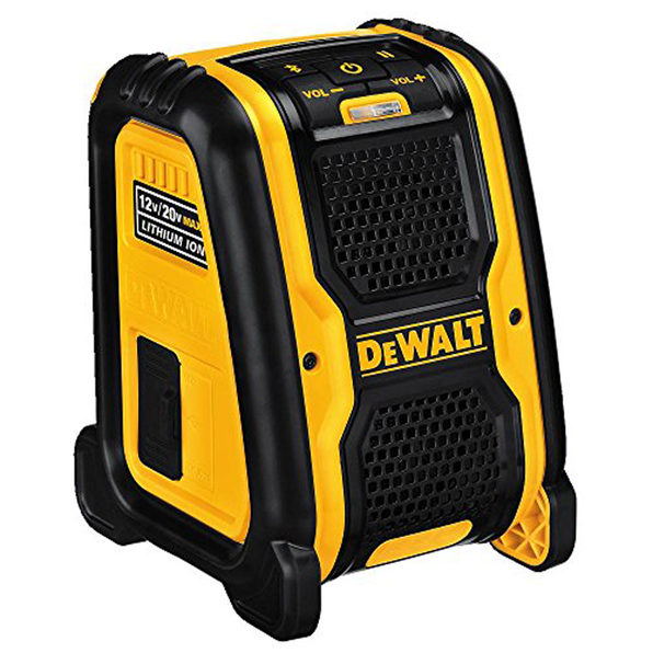 DEWALT DCR006 Jobsite Bluetooth Speaker - Product Image