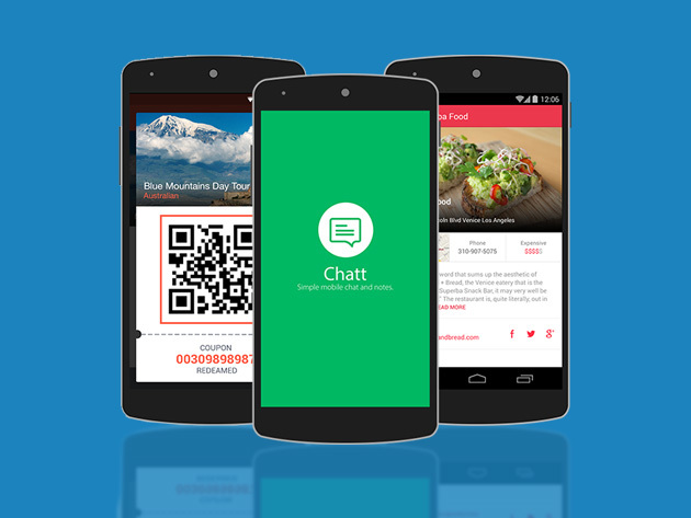 6 professionally designed android app templates stacksocial