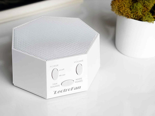 LectroFan White Noise Machine (Certified Refurbished)