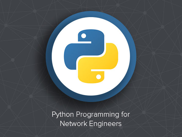 Python Programming for Network Engineers - Product Image