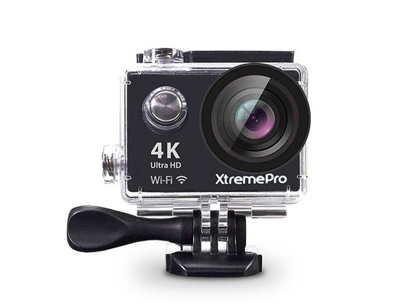 XtremePro 4K Ultra HD Action Cam with Mounts