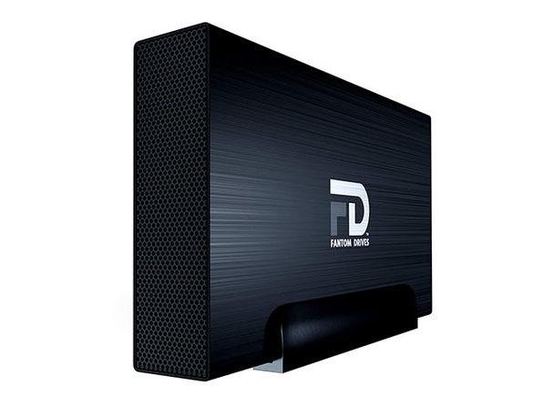 GForce 3 Professional 7200RPM USB 3.0/eSATA External HDD (Black)