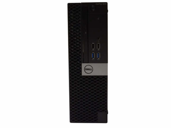 Dell Optiplex 5040 Desktop PC, 3.2GHz Intel i5 Quad Core Gen 6, 8GB RAM, 1TB SATA HD, Windows 10 Home 64 bit (Renewed)