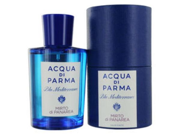 Acqua Di Parma Blue Mediterraneo By Acqua Di Parma Mirto Di Panarea Edt Spray 5 Oz For Men (Package Of 2) - Product Image