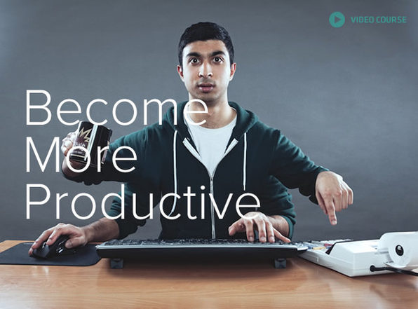 How to Stop Doing Busywork, Start Doing Your Best Work - Product Image