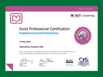 Excel Charts Course - Product Image