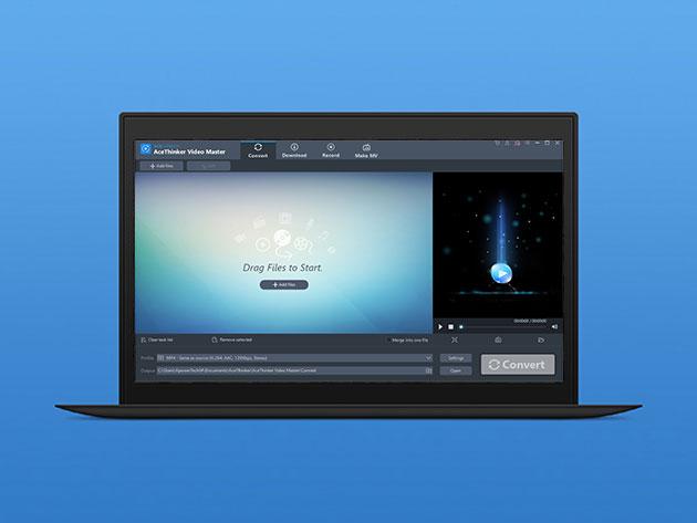 Stack Social Deal for Video Master: Lifetime License