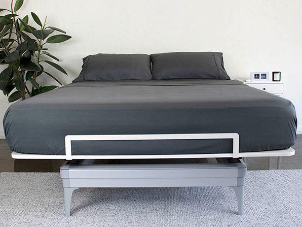Yaasa® Grey Microfiber Sheet Set (Split King)