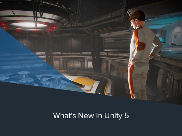 What's New In Unity 5 - Product Image
