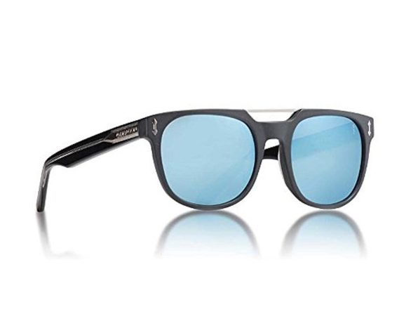 Dragon Alliance Mix 5220002 Sunglasses, Matte Black Blue - Product Image