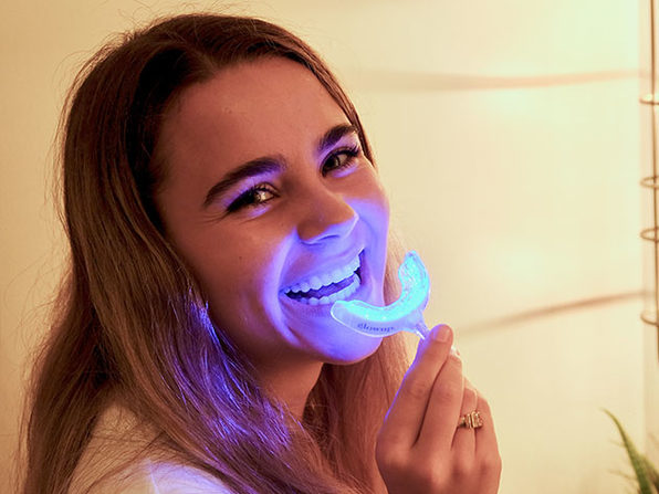 glowup. Personalized Teeth Whitening Kit Voucher