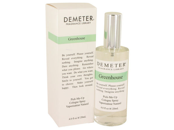 Demeter by Demeter Greenhouse Cologne Spray 4 oz for Women - Product Image
