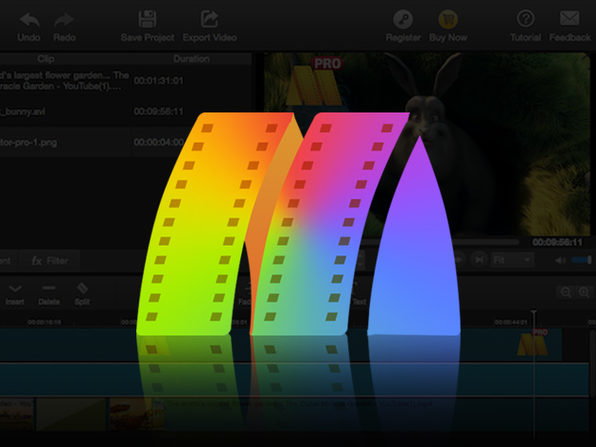 Moviemator Video Editor: Lifetime License (Mac or Windows PC)