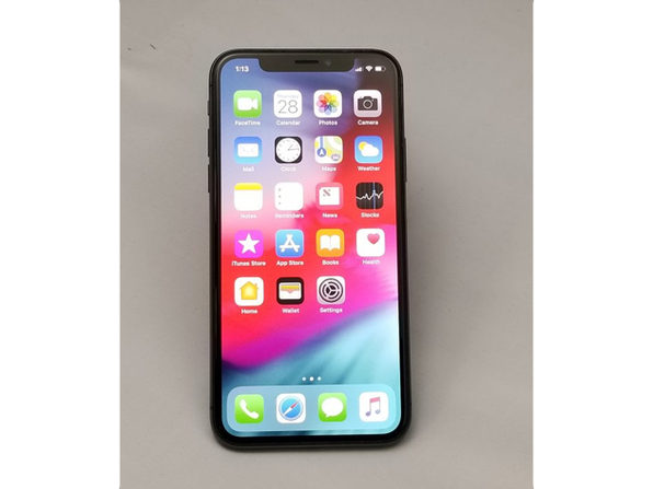 Apple iPhone X Unlocked 64GB Space Gray (Grade B) - A1901
