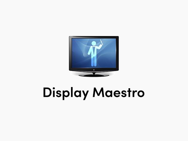 Stack Social Deal for Display Maestro Lifetime License