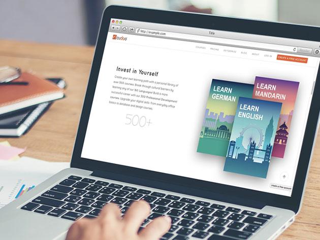 Cudoo Online Learning: Lifetime Membership