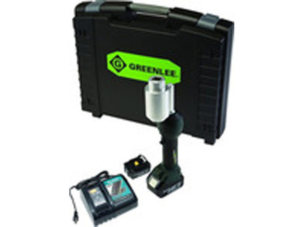 Greenlee LS100X11A Punching Tool Kit - Product Image