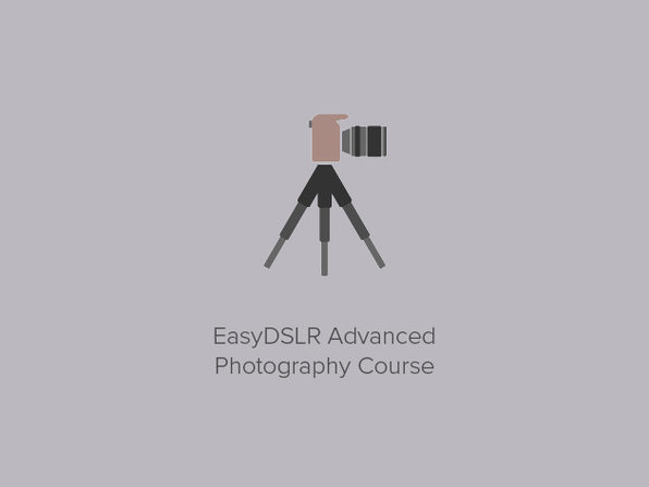 EasyDSLR Advanced Photography Course - Product Image