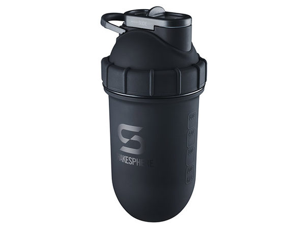 Shakesphere Double-Wall Tumbler (2-Pack/Matte Black)