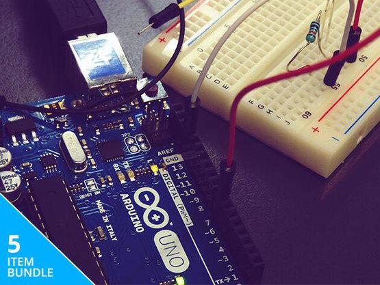 Arduino Uno Ultimate Starter Kit & Course Bundle Discount
