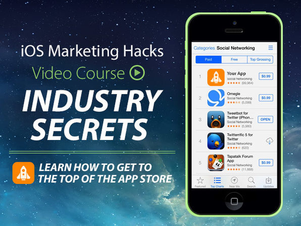 Secrets to App Store Success in iOS 7 | StackSocial