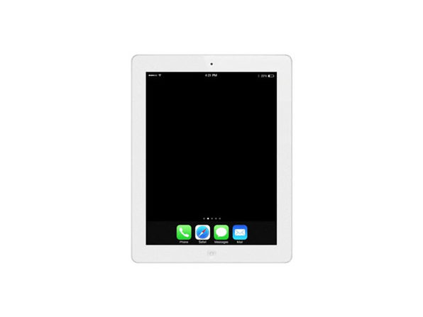 "Apple iPad 4 9.7"" 16GB - White (Certified Refurbished)"