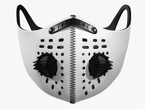 TAKTA Form-Fitting Mask with 5-Layer Filter Technology (White)