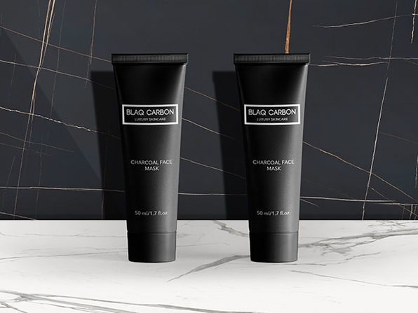 Blaq Carbon Activated Charcoal Mask