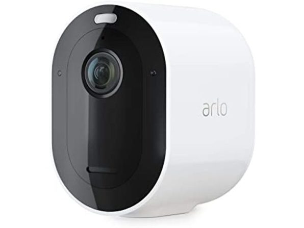 Arlo VMC4040P-100NAS Pro 3. Wireless Security Camera System, Indoor / Outdoor (Used, Damaged Retail Box)