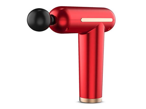 Mighty Massage Deep Tissue Massage Gun (Red)