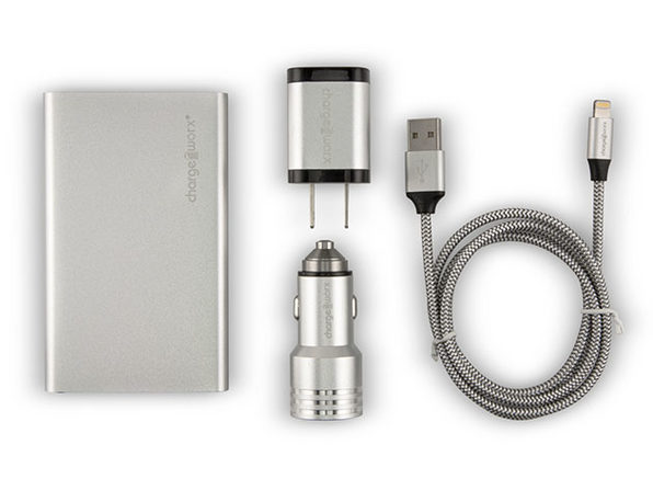 Complete Charging Collection MFi Lightning Silver - Product Image