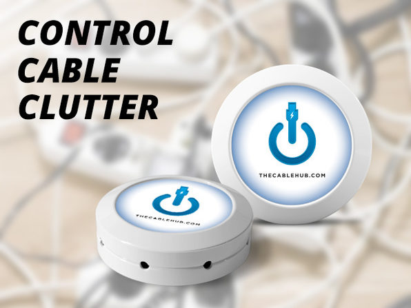 Control Your Cable Clutter w/ The CableHub | Cult of Mac Deals