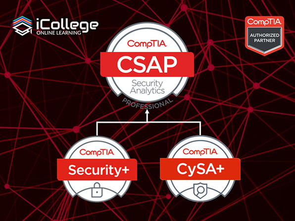The CompTIA Security Analytics Professional Bundle