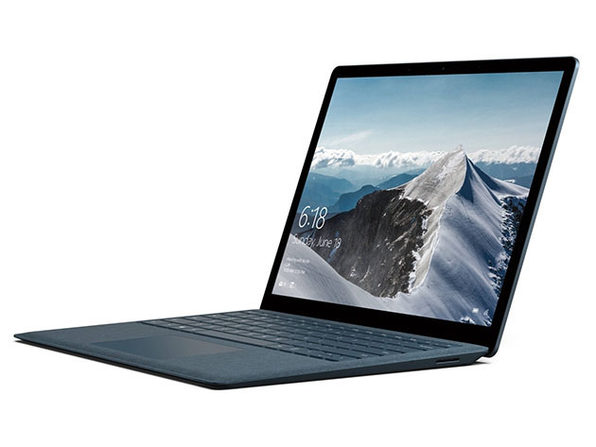 """Microsoft Surface Laptop 2 13.5"""" Touch Core i7 8GB RAM (Red)"""